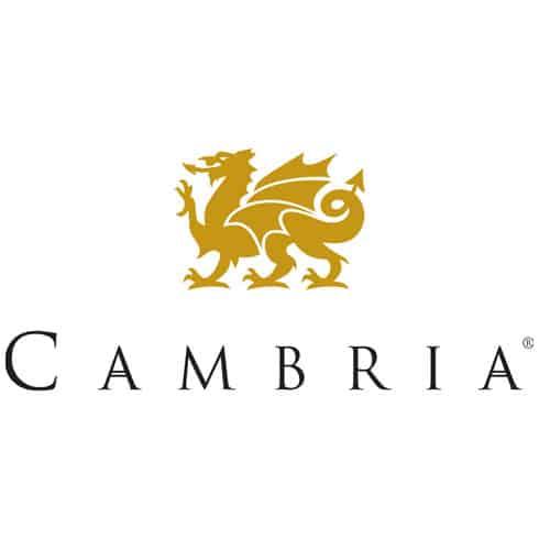 Cambria Quartz Worktop Logo