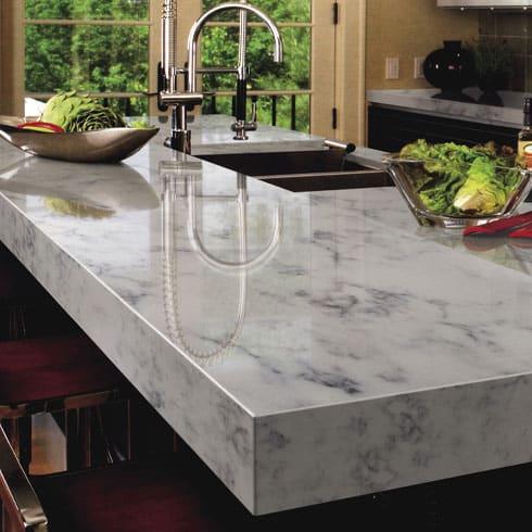 Classic Quartz Marble Carrara