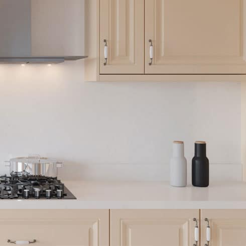 Quartzforms - Bernini Kitchen Quartz Worktop
