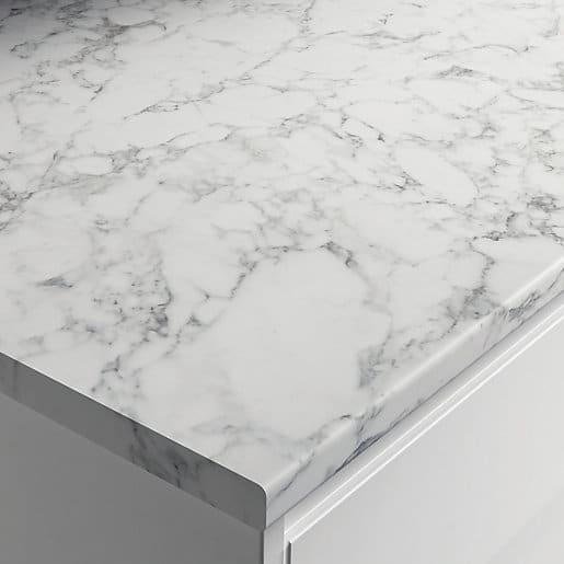 laminated marble kitchen worktop